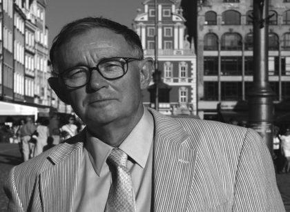 Prof. Wiktor Osiatyński. Fot. Anna Smarzyńska